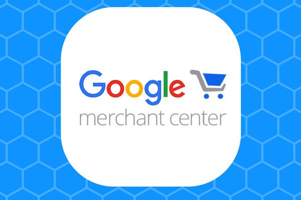 Logo google merchant center