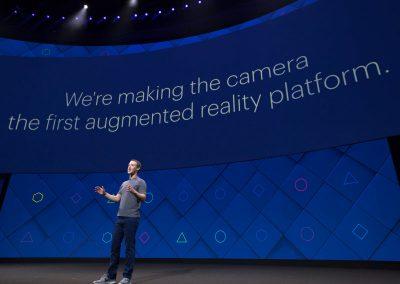 Facebook lance les publicités en réalité augmentée