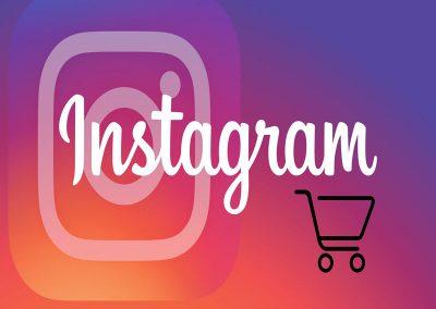 Instagram : Annonce Collection & icône Shopping Bag disponibles pour les Stories de toutes les marques