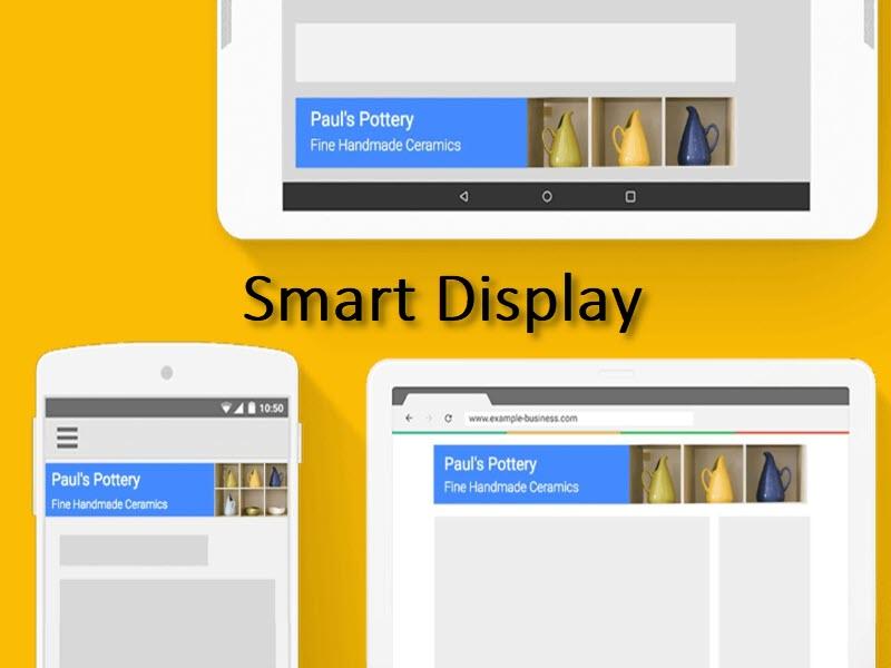 Smart Display Google