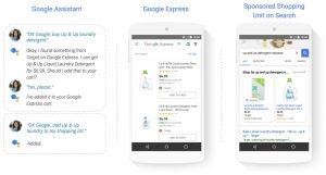 Petite présentation de Google Shopping Actions
