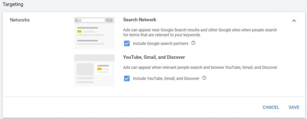 Google Shopping gmail